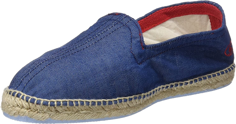 El Ganso Alpargata Denim Hombre, Azul (Marino Único), 43 EU: Amazon.es: Zapatos y complementos