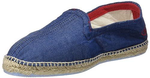 El Ganso Alpargata Denim Marino, Hombre, Azul Único, 41 EU: Amazon.es: Zapatos y complementos