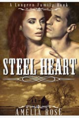 Steel Heart (Historical Western Cowboy Romance) (Longren Family Book 2) Kindle Edition