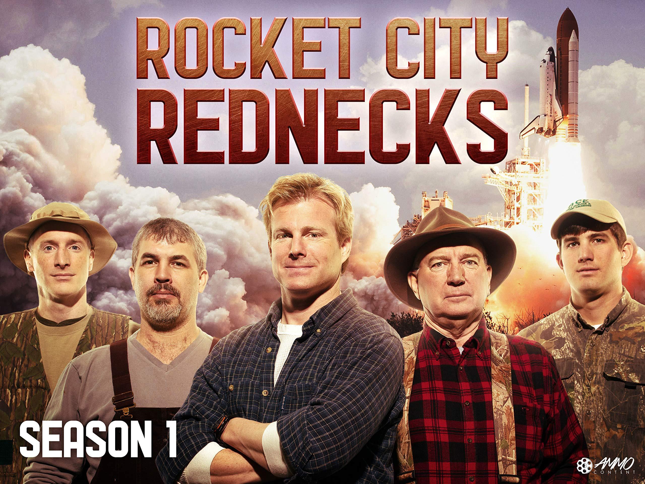 Rocket City Rednecks on Amazon Prime Video UK