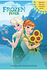 Frozen Fever: The Deluxe Novelization (Disney Frozen) Hardcover