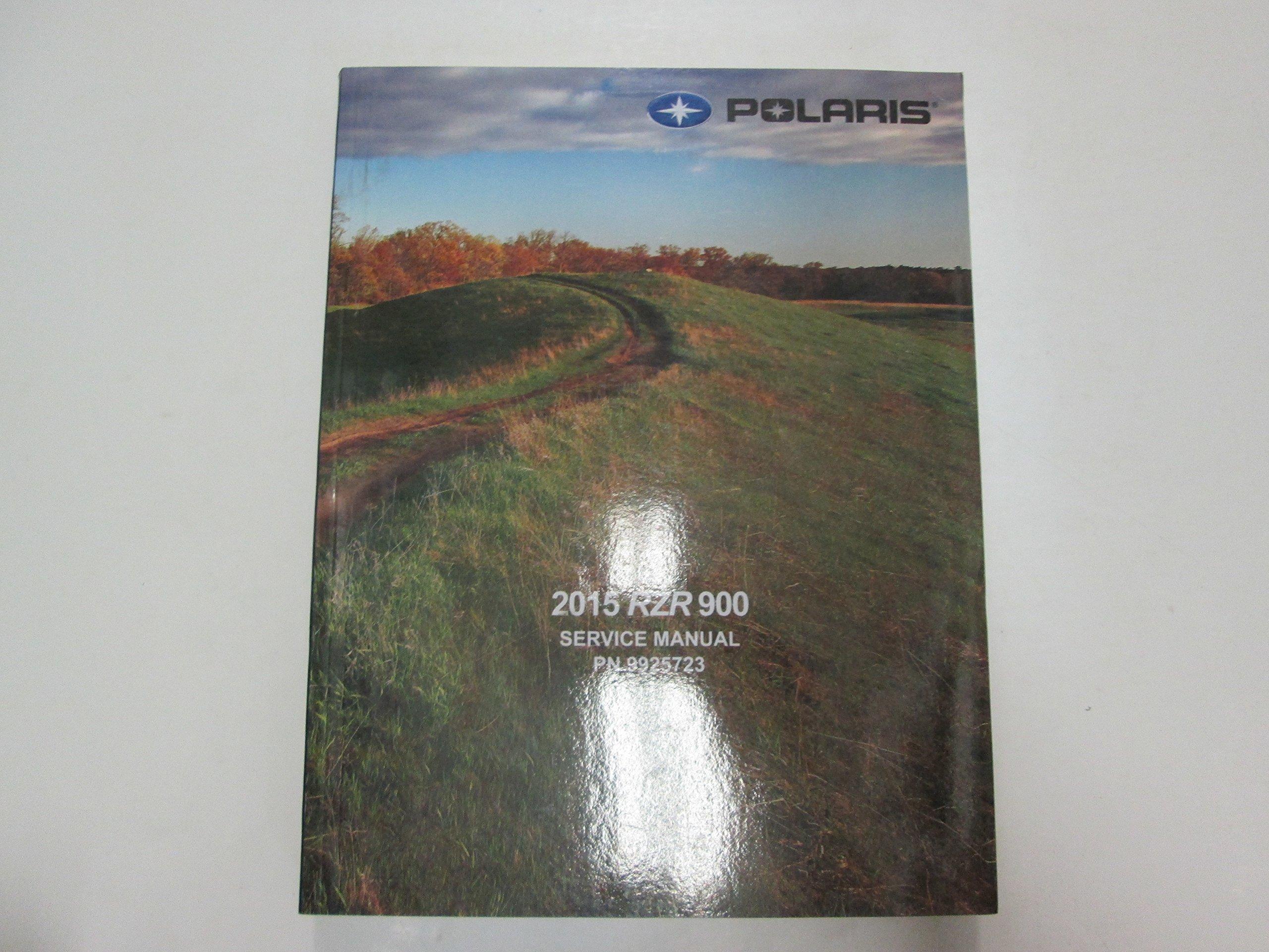 2015 Polaris RZR 900 Service Repair Shop Manual FACTORY OEM BOOK 15 DEALERSHIP PDF