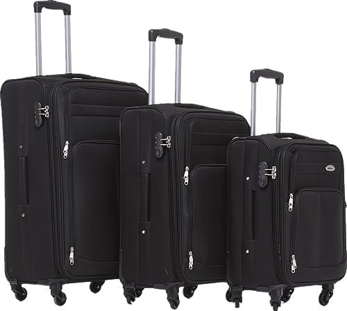 Weichschalen Kofferset Test