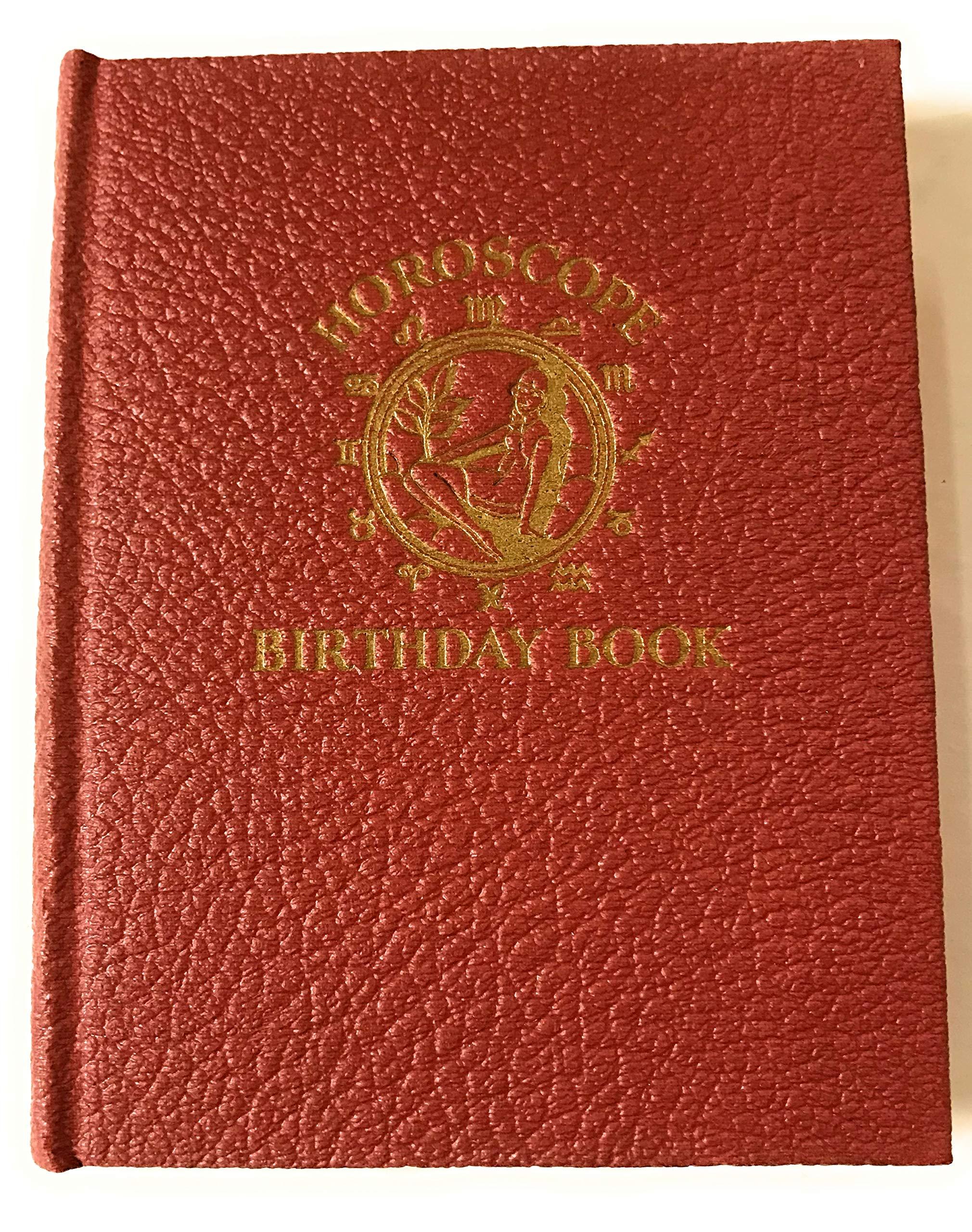 Birthday Horoscope Book