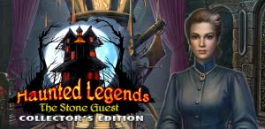 Haunted Legends: The Stone Guest Collector's Edition by Big Fish Games
