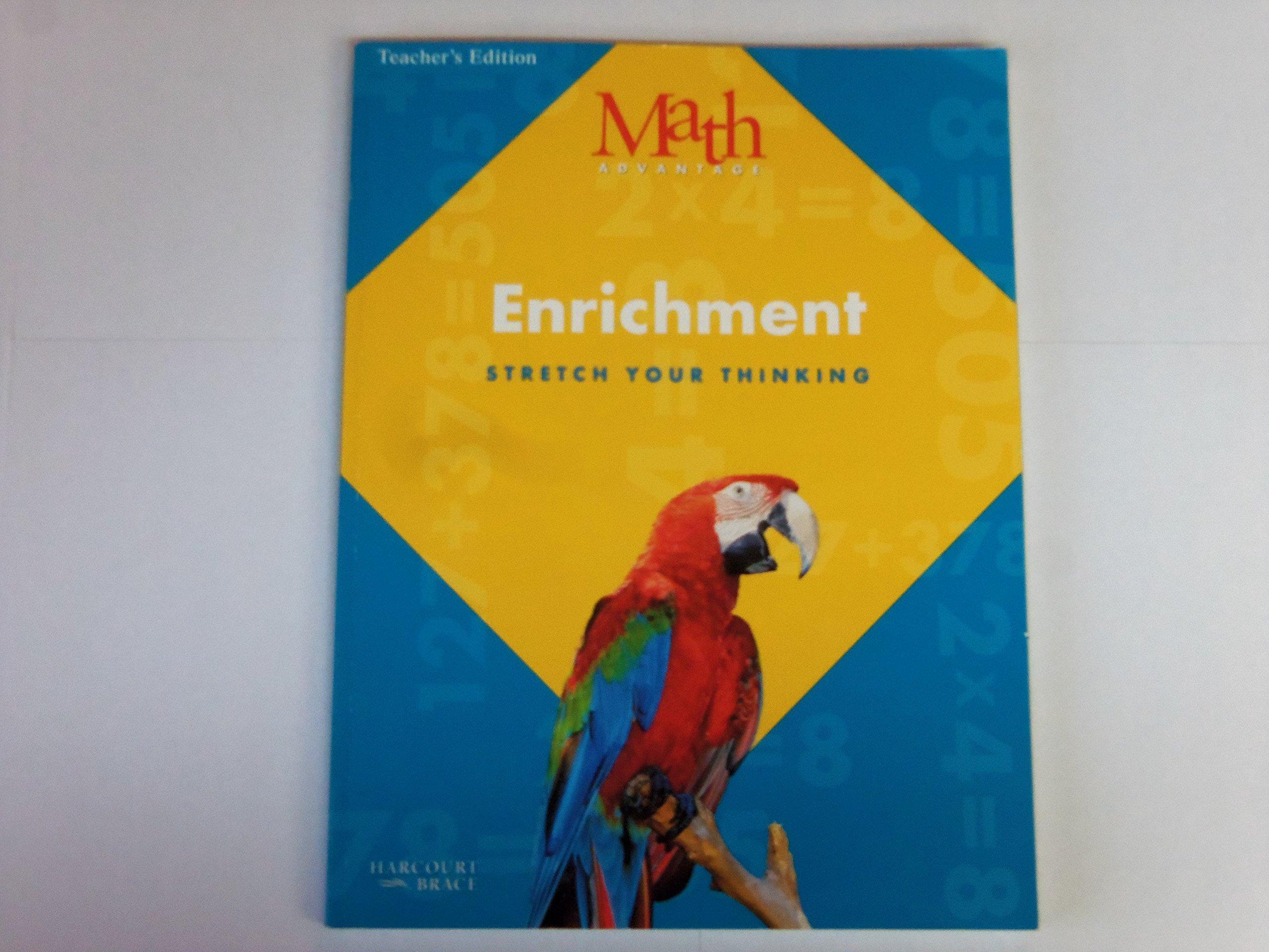 Read Online Te Enrichment Wkbk Gr3 Math Adv 99 pdf epub