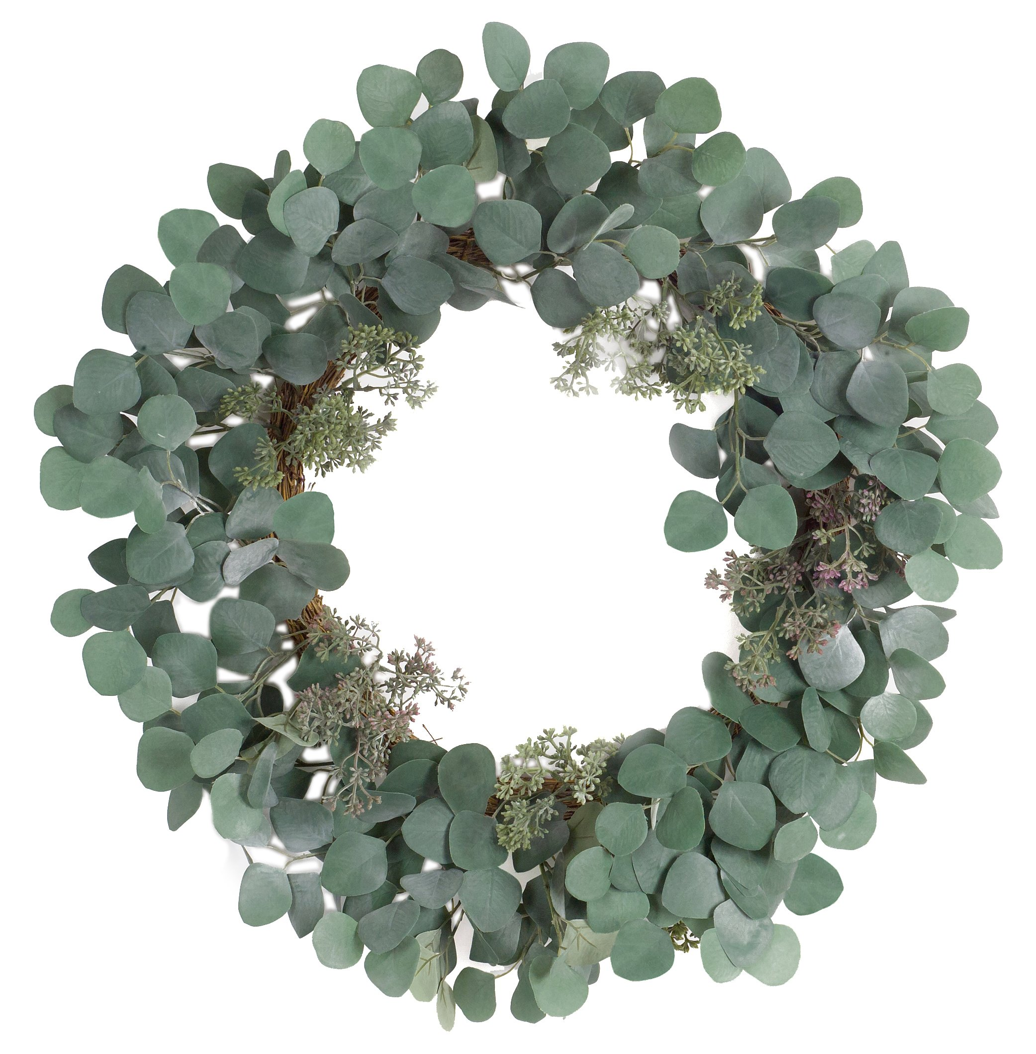 Melrose International 70230 Eucalyptus Wreath