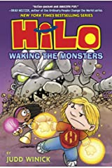 Hilo Book 4: Waking the Monsters Kindle Edition