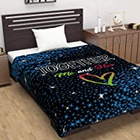 Divine Casa Single or Double Dohar and Comforter