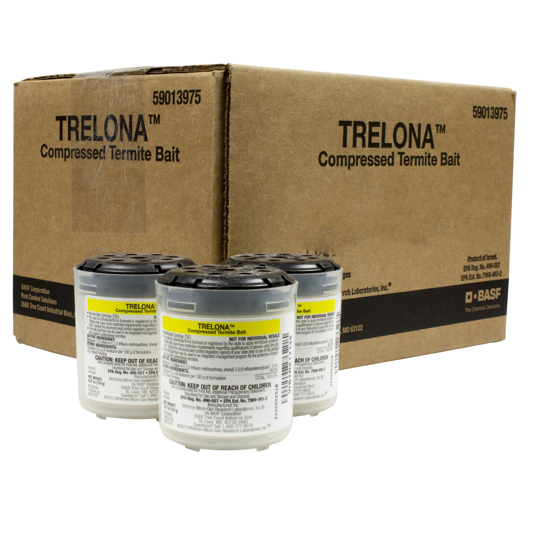 Trelona - CASE 24 BAIT CARTRIDGES by DPD