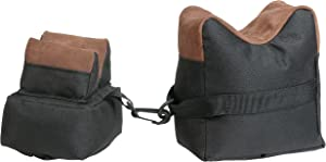 Outdoor Connection Leather Unfilled Bench Bag (2-Piece Set)