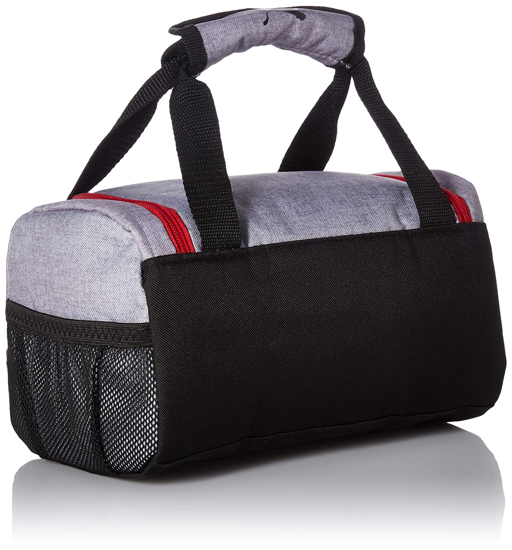 73ca968a3e PUMA Big Kids' Lunchbox Duffel Black/Pink OS PV1397-016 [1541579894 ...