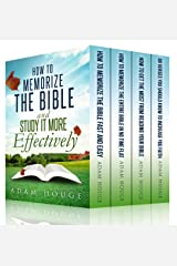 How to Memorize the Bible and Study It More Effectively (English Edition) eBook Kindle