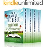 How to Memorize the Bible and Study It More Effectively (English Edition)