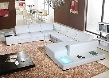 Amazon.com: Vig Muebles 2242 Color Blanco en condiciones de ...