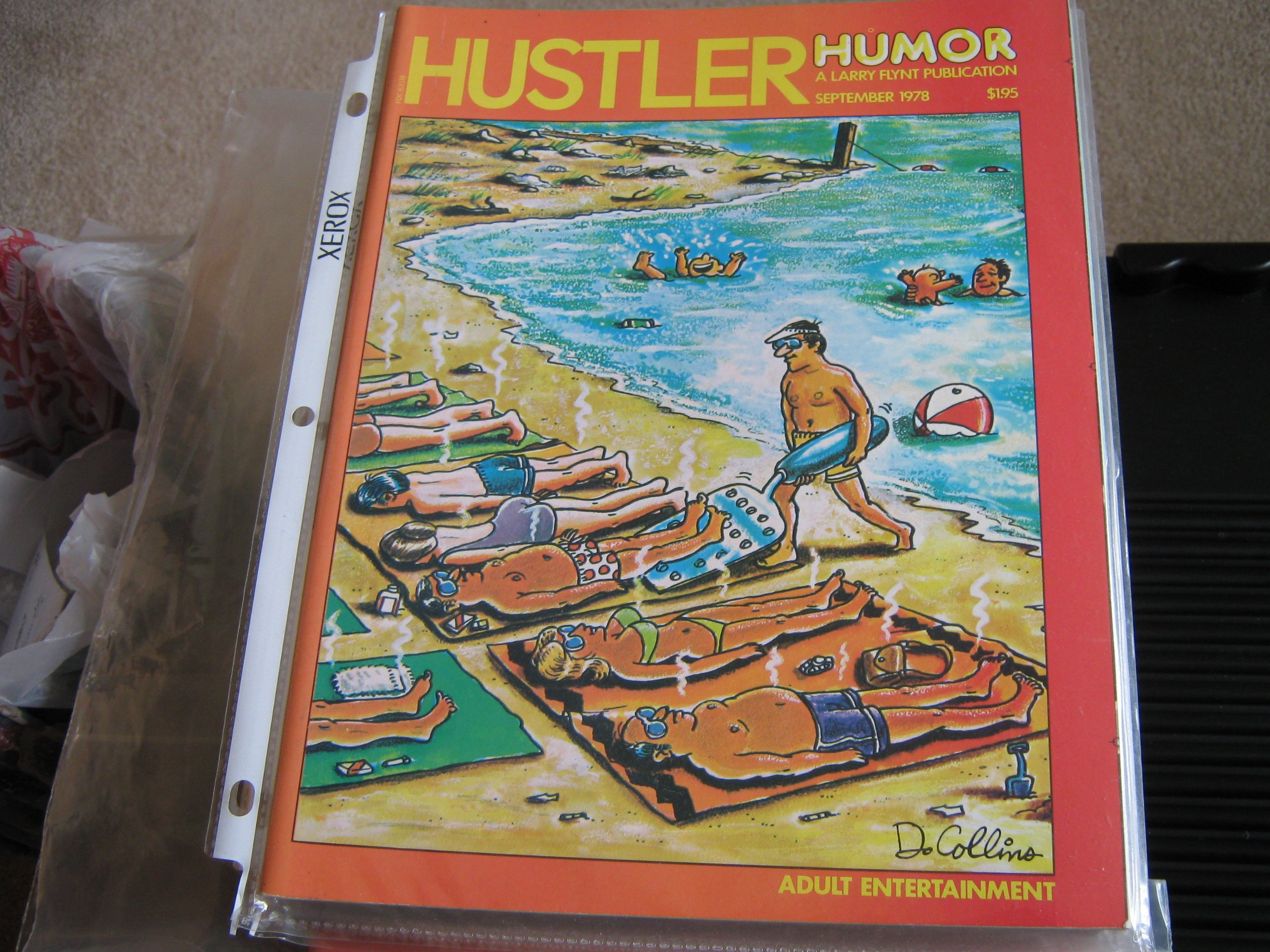 Dwaine b tinsley hustler cartoons