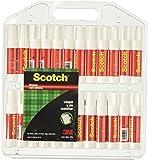 Scotch Permanent Glue Sticks (6008-24C) 24 PACK