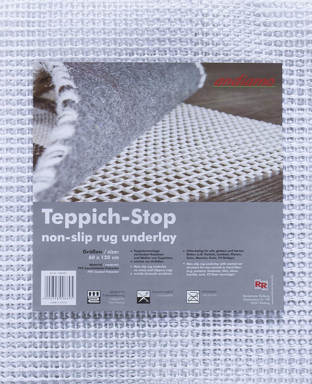 Antirutschmatte Gleitschutz zuschneidbar Teppichstop Netz Stopper Rutschfester