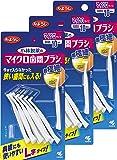 小林製薬のマイクロ歯間ブラシL字型 超極細タイプ SSSS 10本×3個