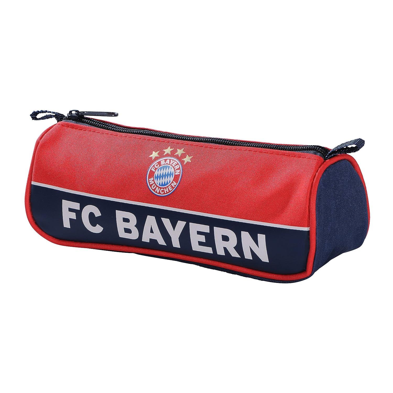 FCB Fanartikel Schulm/äppchen FC Bayern M/ünchen Federm/äppchen /& Faluenzerm/äppchen im Set
