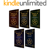 Witchcraft: Wicca for Beginner's, Book of Shadows, Candle Magic, Herbal Magic, Wicca Altar (Witchcraft supplies, Witchcraft Books, Witchcraft Spell Books 5) (English Edition)