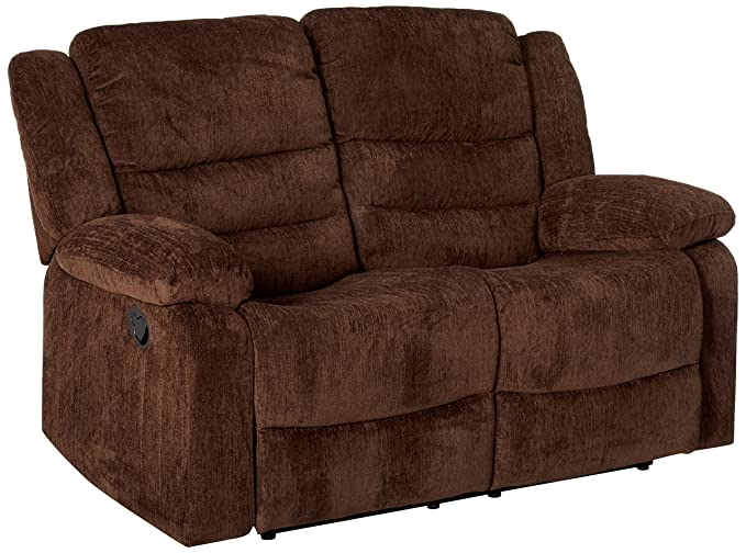 Gordon Motion Loveseat Chocolate
