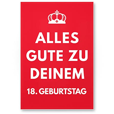 DankeDir!. 18 Cumpleaños (Keep Calm Style) - Regalo 18 ...