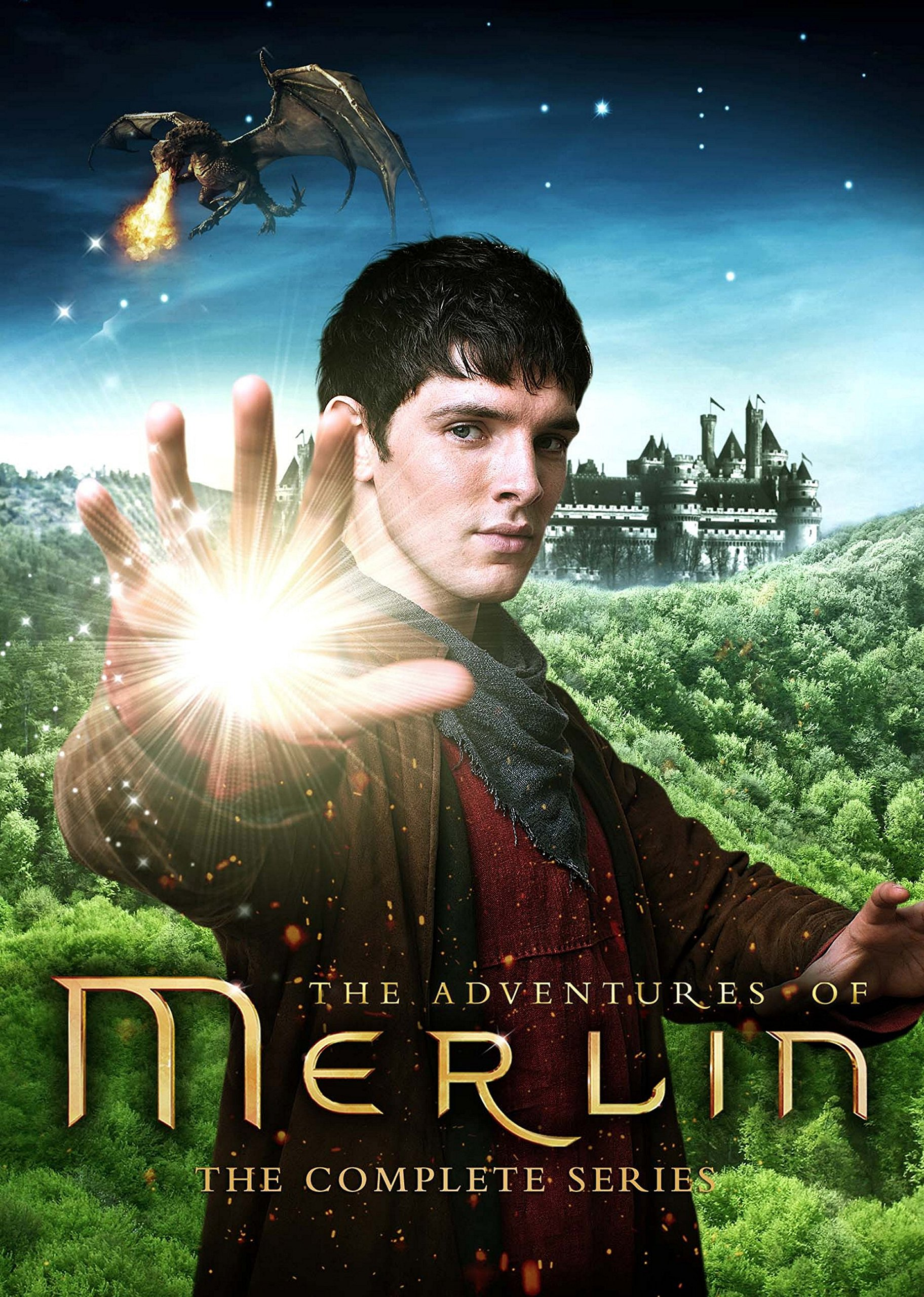 Merlin: The Complete Series by BBC Warner