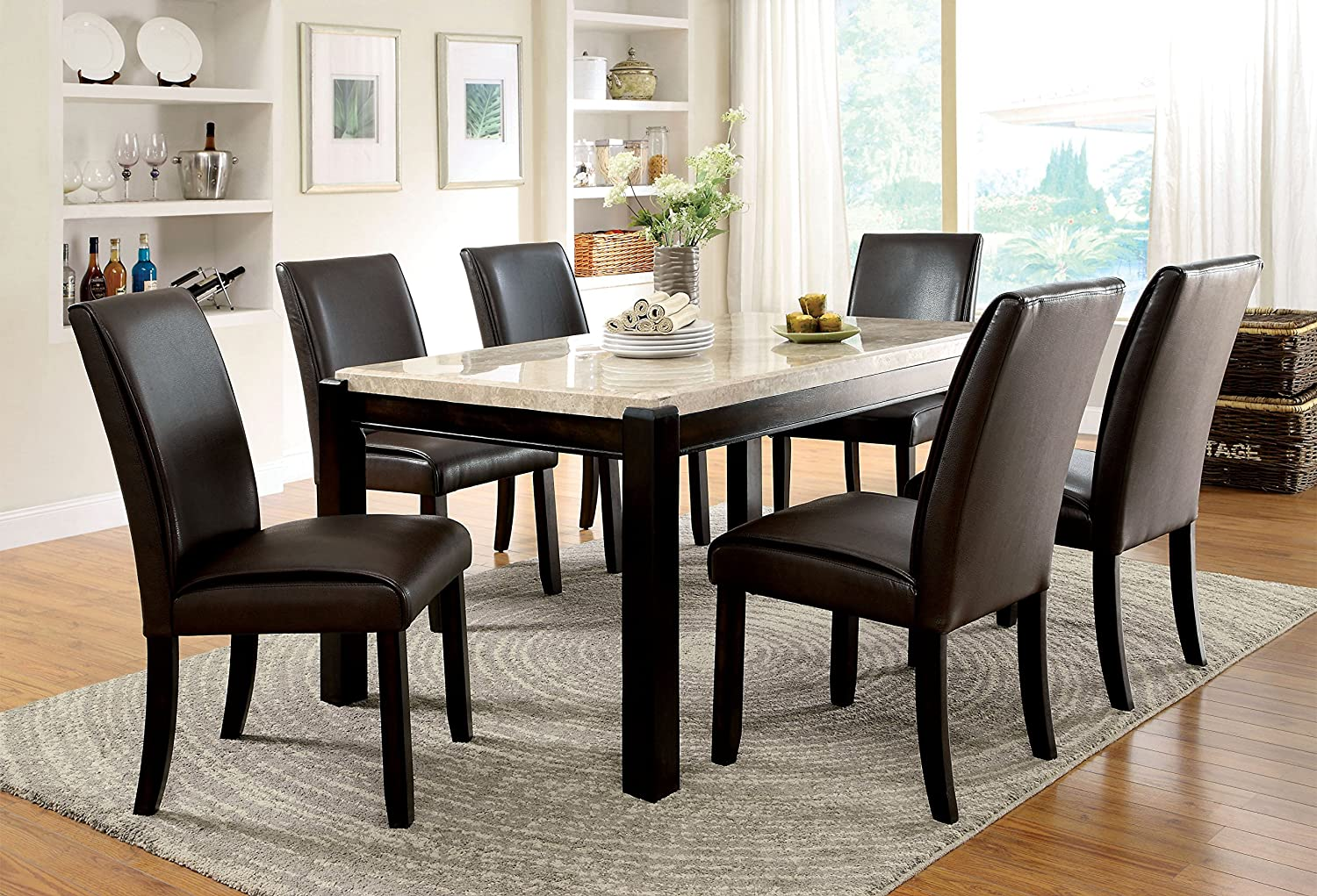 Boost your Dining Space with Marvel Dining Table