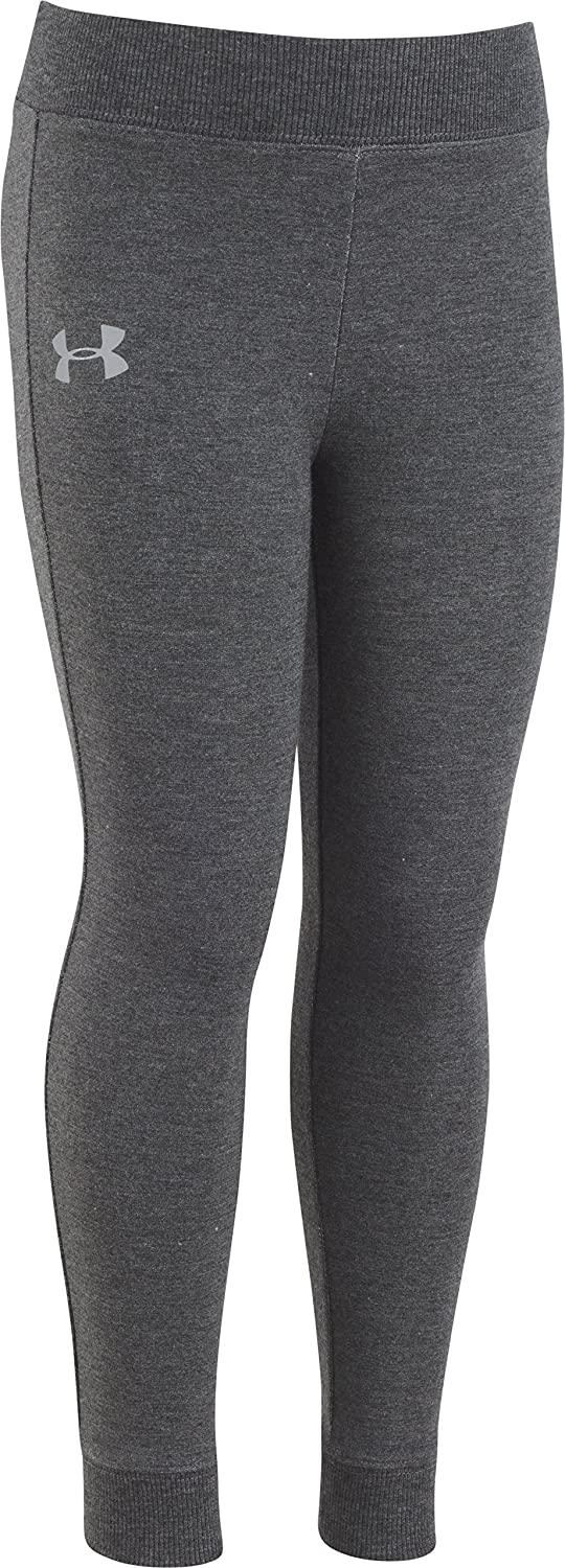 Under Armour Girls' Stretch French Terry Legging