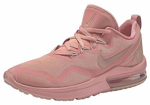 new style 696bb e34ec Nike Wmns Air MAX Fury, Zapatillas de Deporte para Mujer Amazon.es Zapatos  y complementos