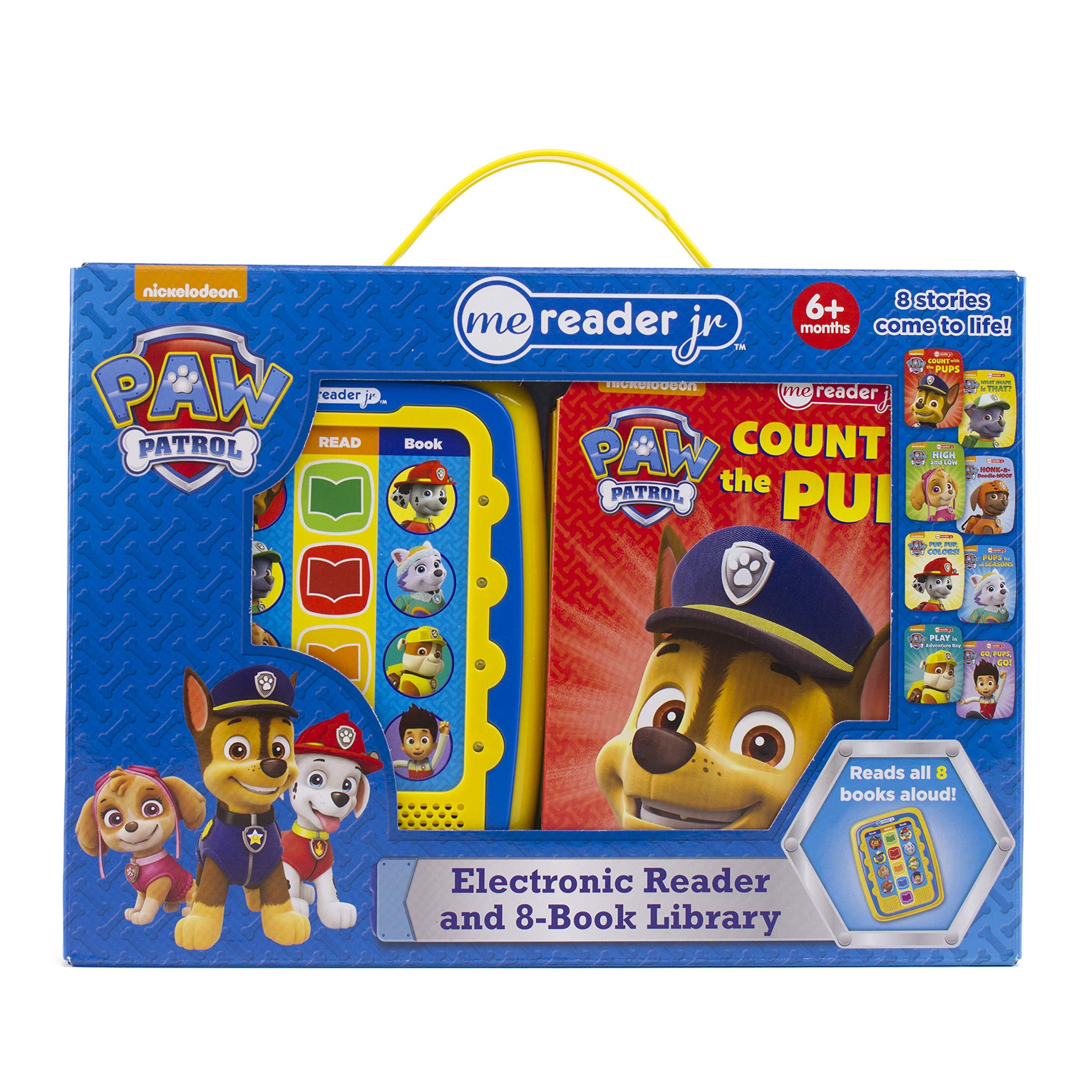 Nickelodeon - PAW Patrol Me Reader Jr. 8-Book Library - PI Kids