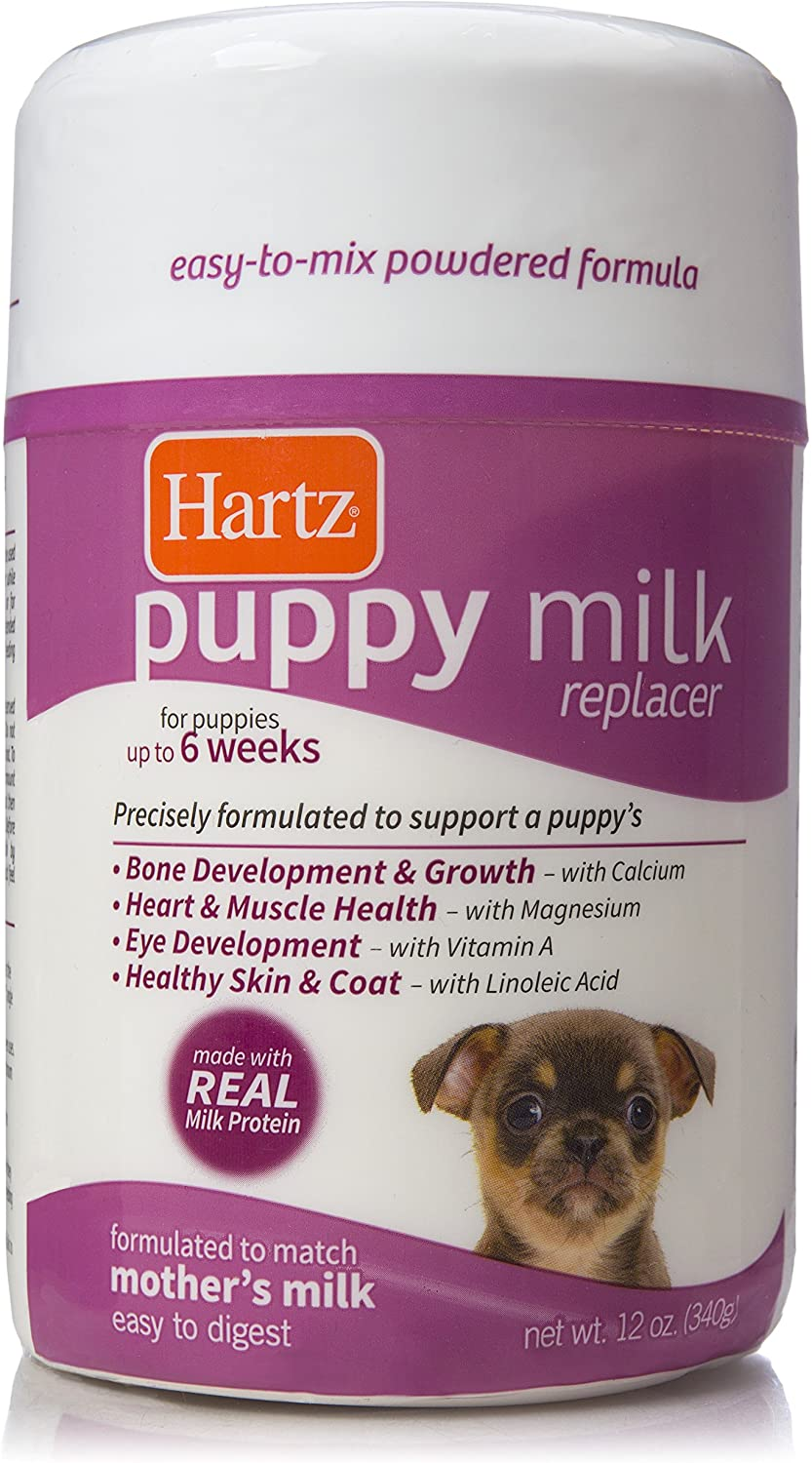 Hartz Powdered Puppy Milk Replacer Review