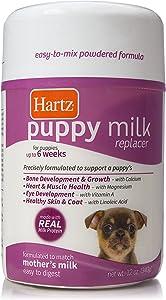 Hartz Powdered Puppy Milk Replacer - 12oz