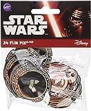 Wilton Fun Pix 24/Pkg-Star Wars