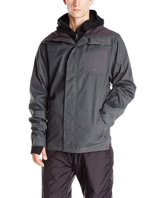 Quiksilver Herren Snowboard Jacke Mission Syst Jacket