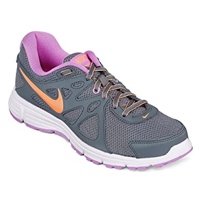 9a789f44e29a8 Image Unavailable. Image not available for. Color  Nike Revolution 2 Womens  Running Shoes