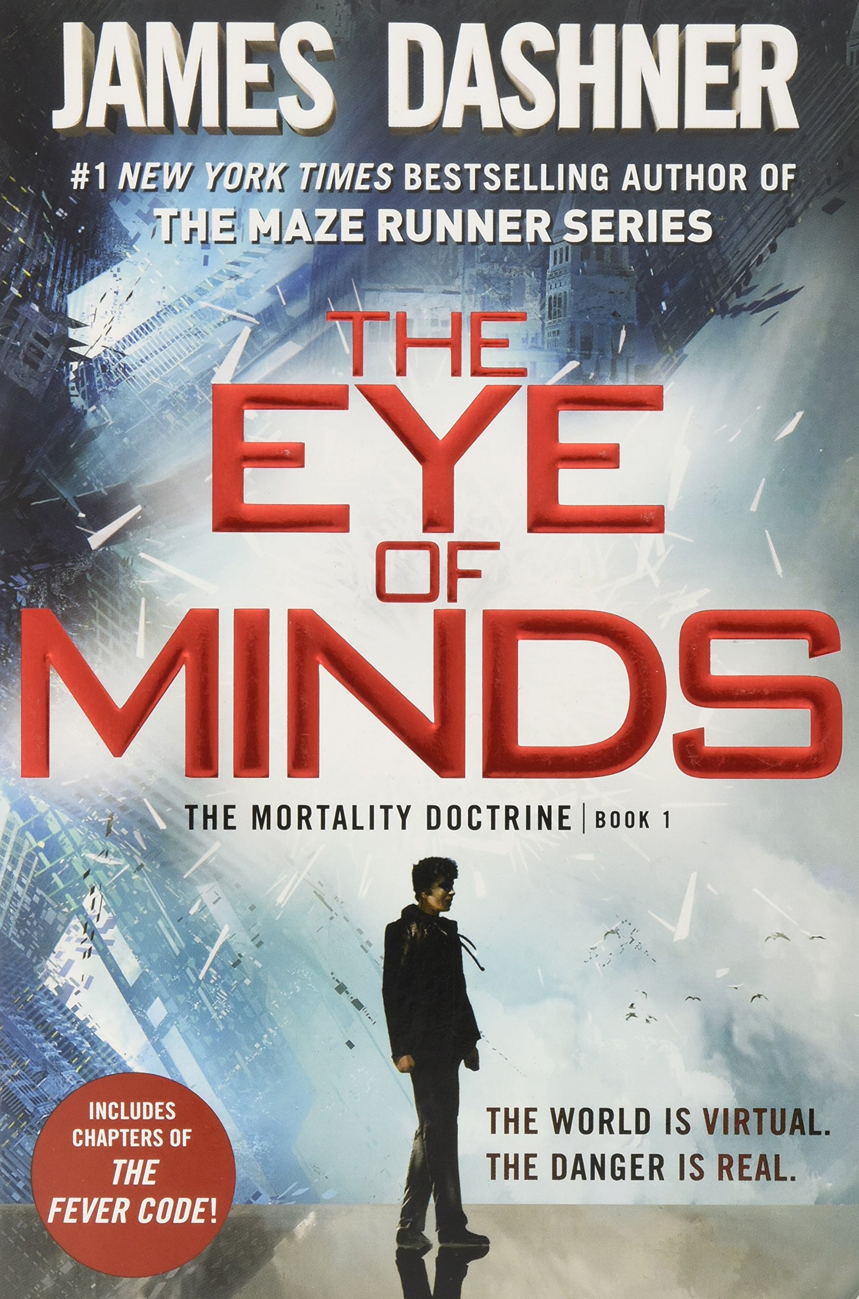 Amazon: The Eye Of Minds (the Mortality Doctrine, Book One)  (9780385741408): James Dashner: Books