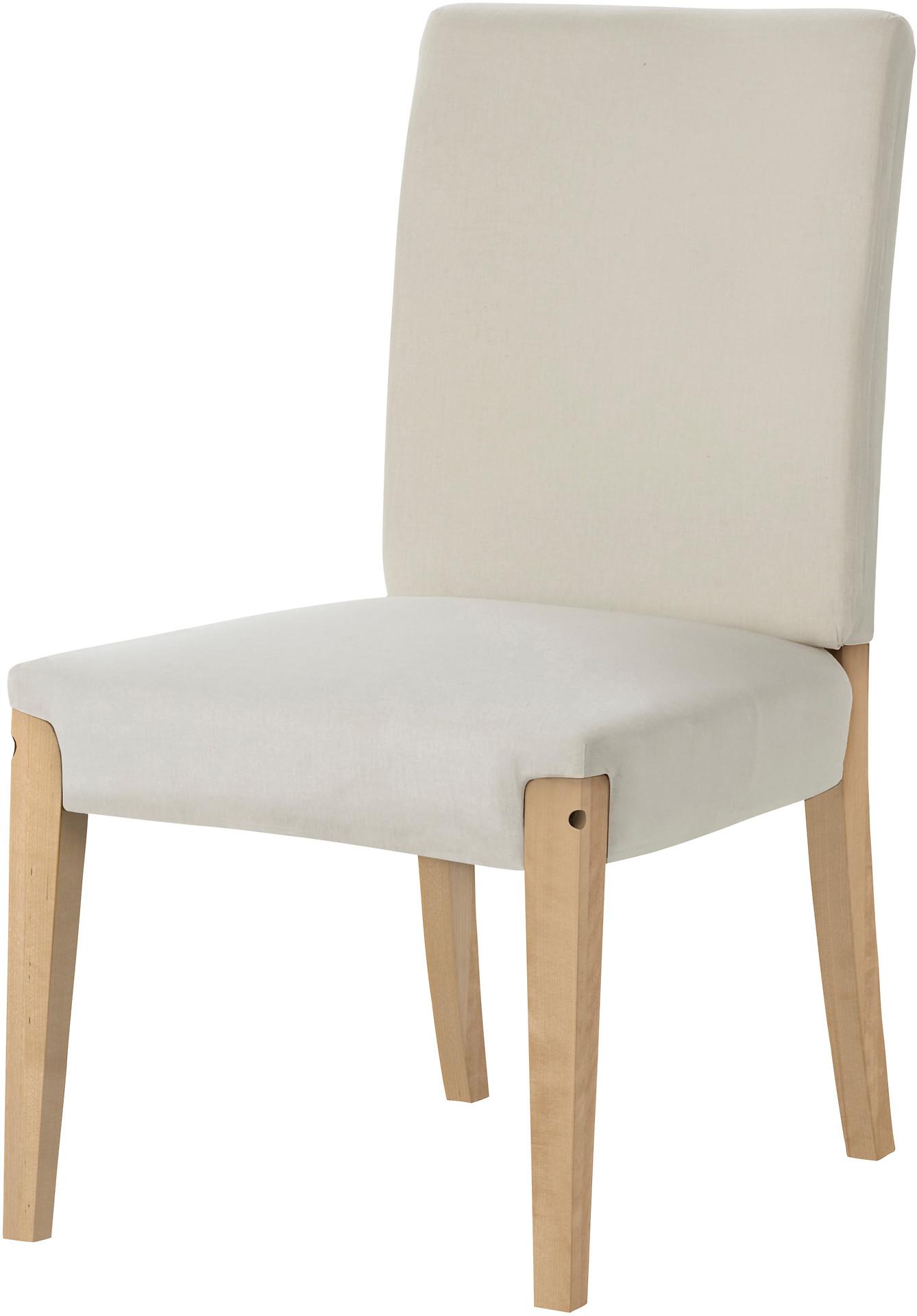 HENRIKSDAL Chair frame - brown - IKEA