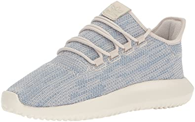 best service fabf7 d7136 adidas Originals Men's Tubular Shadow CK Clear Brown/Tactile Blue/Chalk  White 6 D US