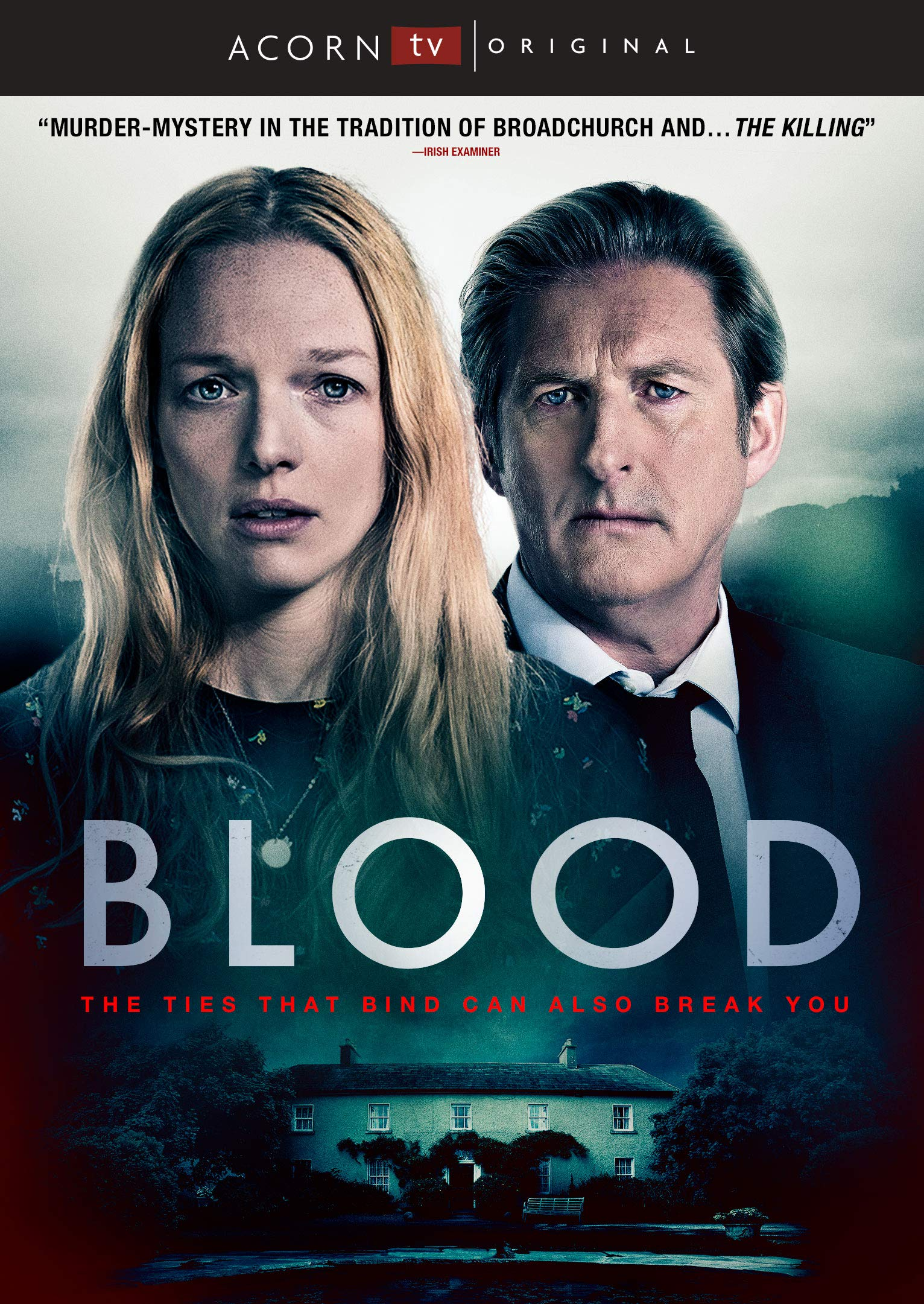Book Cover: Blood: Series 1