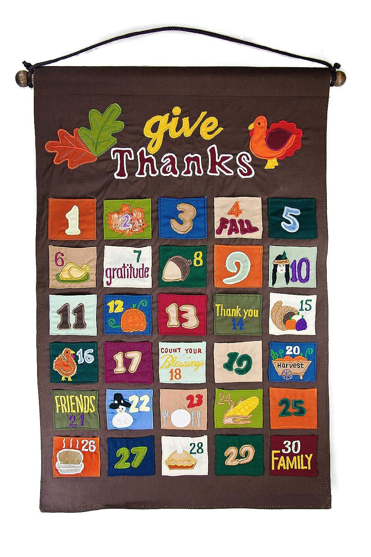 My Growing Season Thanksgiving Advent Calendar