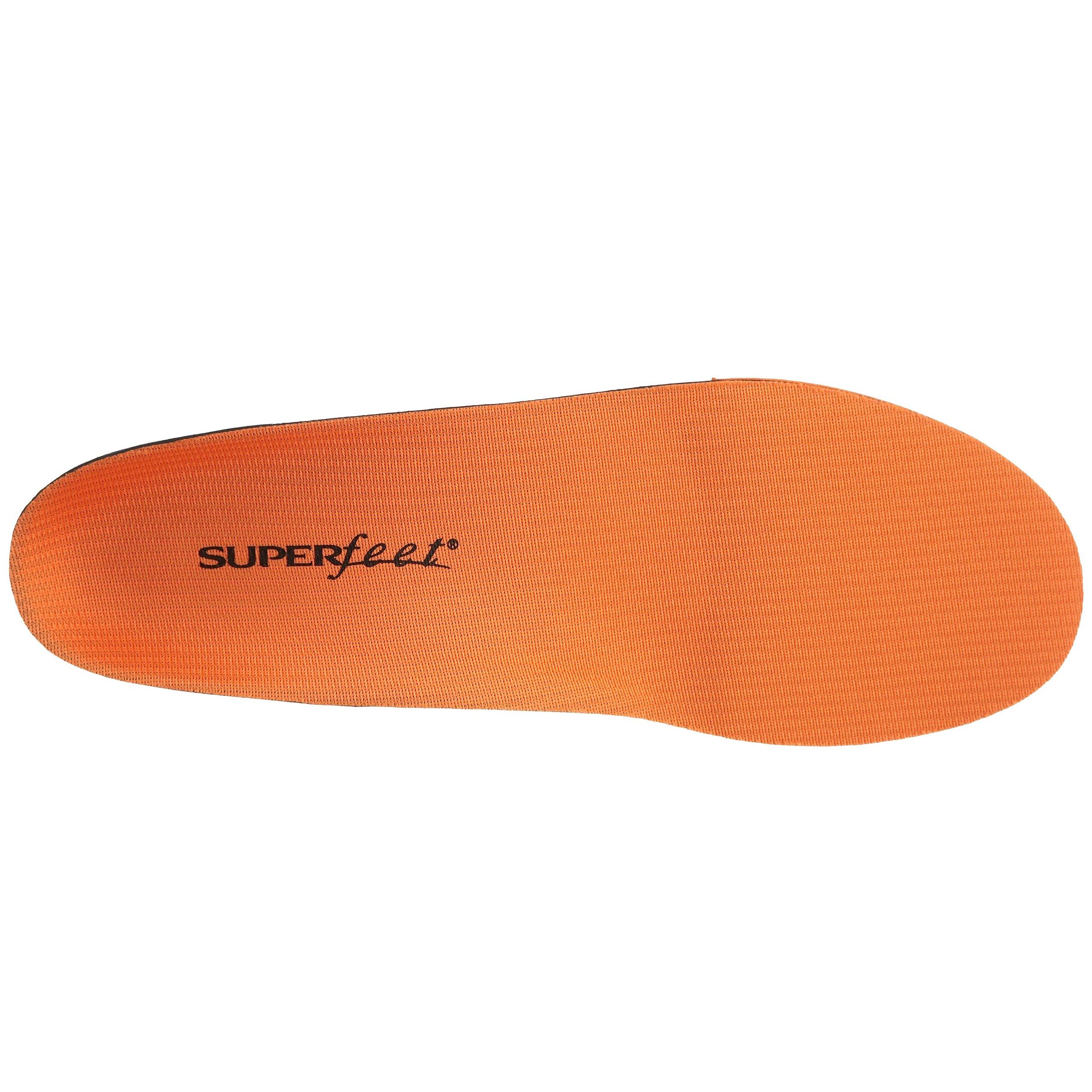 Superfeet Men's Orange Premium Insoles,Orange,C: 5.5-7 US Mens by Superfeet (Image #7)