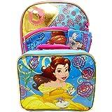 3-Piece Disney Beauty & the Beast Belle Backpack Standard