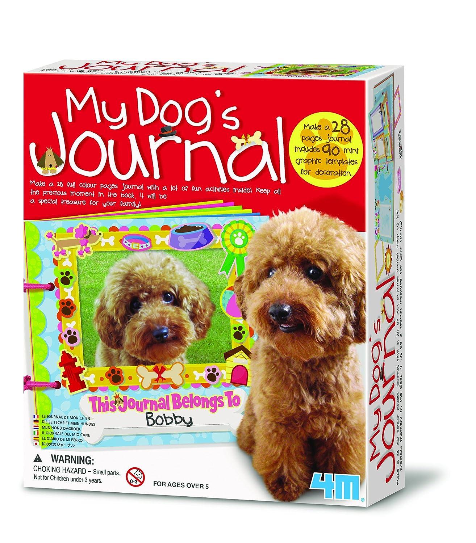 Diario Del Mio Cagnolino - My Dog's Journal 4M 4329 AVDJ-31915
