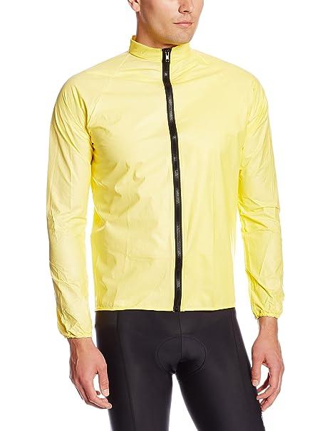 Amazon.com: O2 Rainwear Original chamarra De Ciclismo Para ...