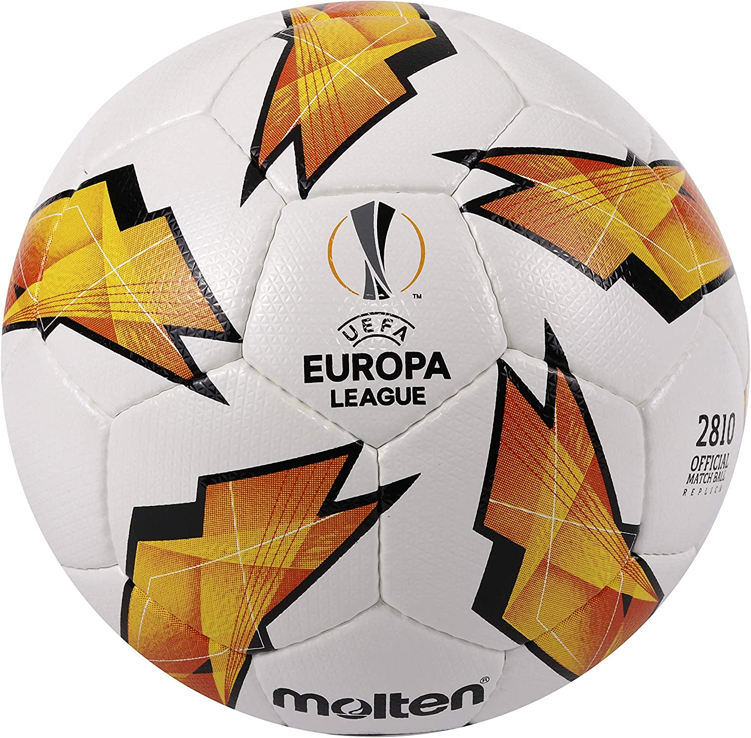 MOLTEN Replica of The UEFA Europa League-2810 Model Balón Oficial ...