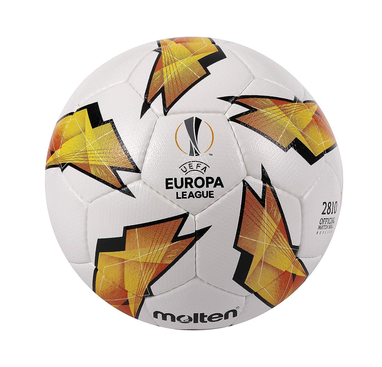 MOLTEN Replica de la UEFA Europa League-2810 - Balón de fútbol Oficial F5U2810-G18Y