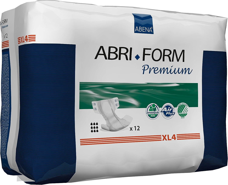 Abena Abri-Form premium X-Large Número 4 4000 ml 110-170 cm Briefs de protección