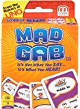Games Mad Gab Cards